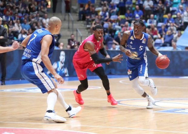 Basketball BL,  FRAPORT SKYLINERS - TELEKOM BASKETS BONN
