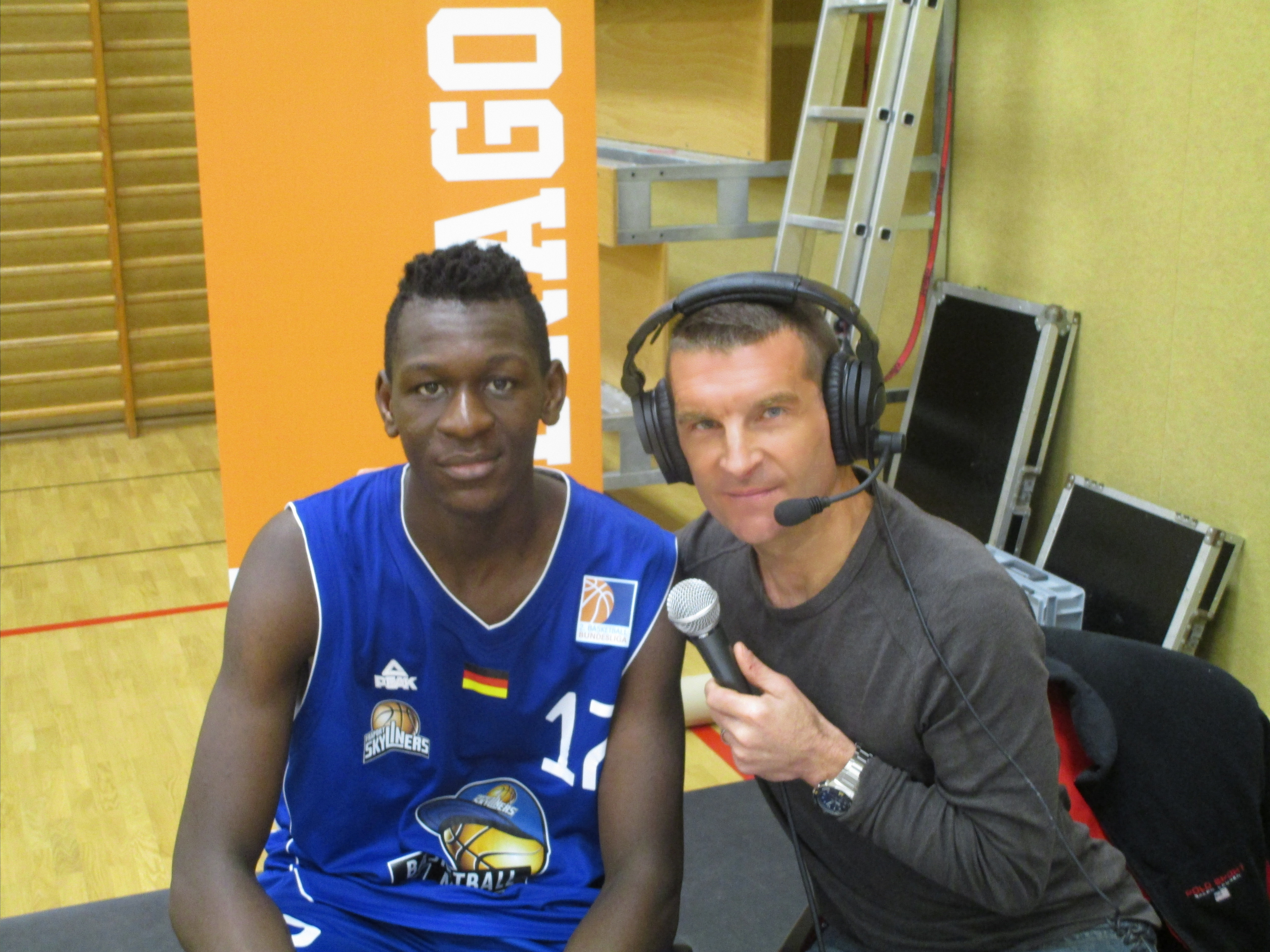 b73640b09414 Isaac Bonga Controlled His Own Destiny To Get Into The Competitive NBA Door  Of The Los Angeles Lakers