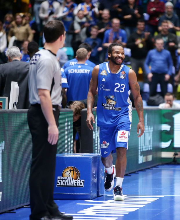 Basketball BL,  FRAPORT SKYLINERS -  WALTER TIGERS TÜBINGEN
