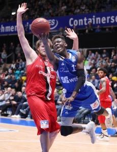 Basketball BL,  FRAPORT SKYLINERS - GIESSEN 46ers /