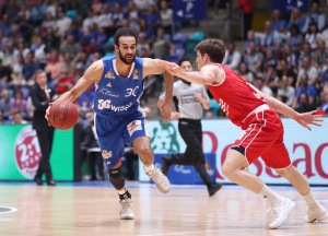 Basketball BL /  FRAPORT SKYLINERS - BROSE BAMBERG