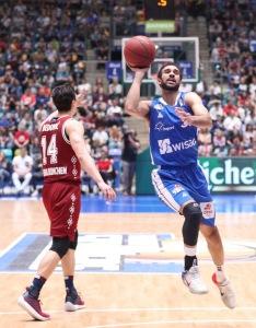 Basketball BL /  FRAPORT SKYLINERS - FC BAYERN MÜNCHEN BASKETBALL WEISSENFELS