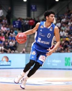 Basketball BL / Playoff-Viertelfinale Spiel 4 / FRAPORT SKYLINERS - FC BAYERN MÜNCHEN BASKETBALL