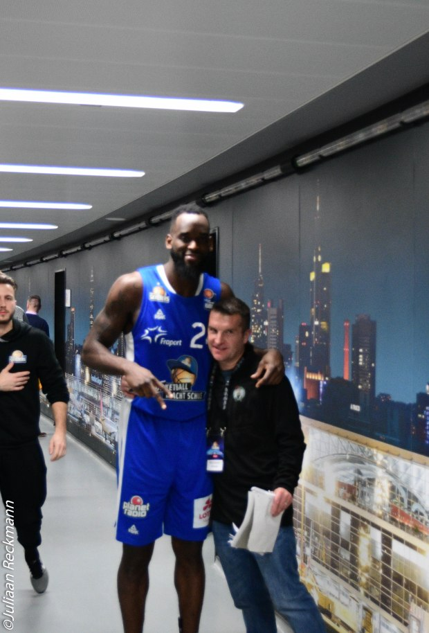 17.12.2017 Fraport Skyliners gg. Alba Berlin