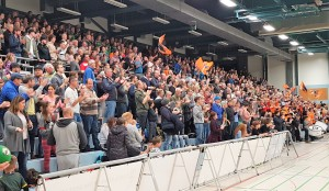 Schwenningen crowd